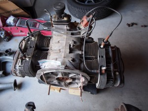 1.7L motor (may have been rebuilt but origin unknown)