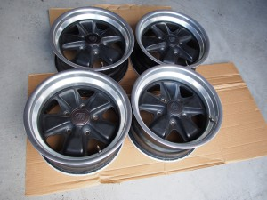 "6"" and 7"" Fuchs wheels (best wheels ever!)"