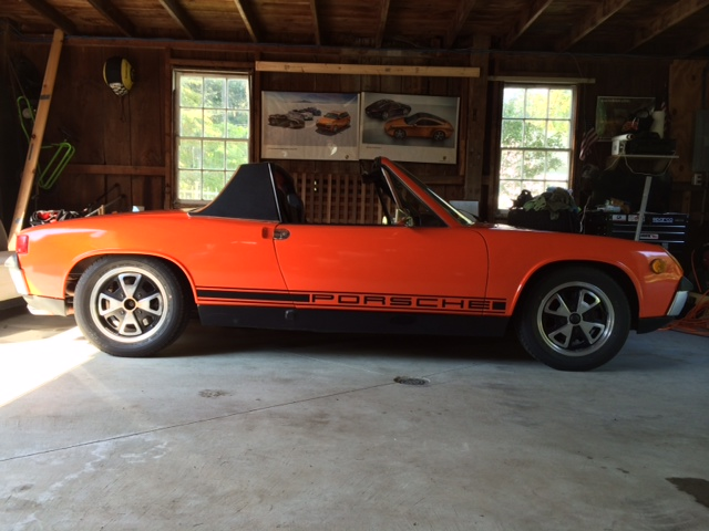 First Project Quot Signal Quot 1973 Porsche 914 Rigruppe