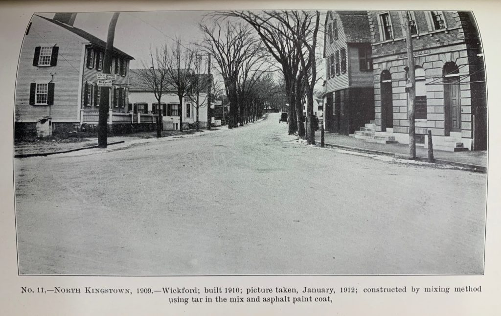 Wickford Village 1912