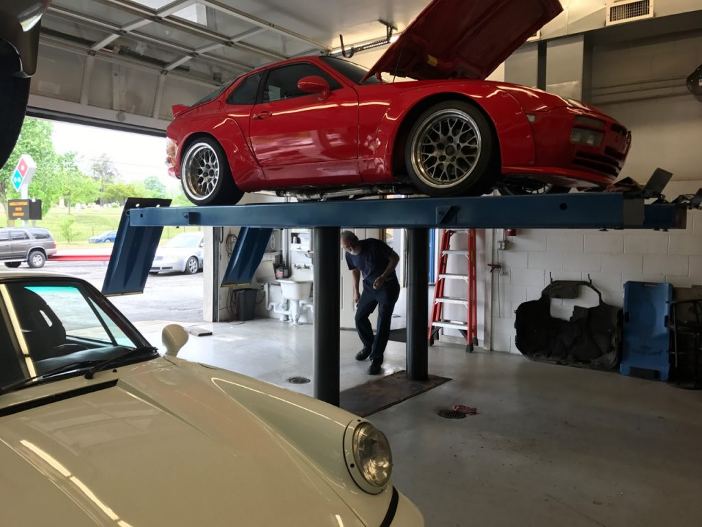 Part 2: Red Dragon – Track Prep