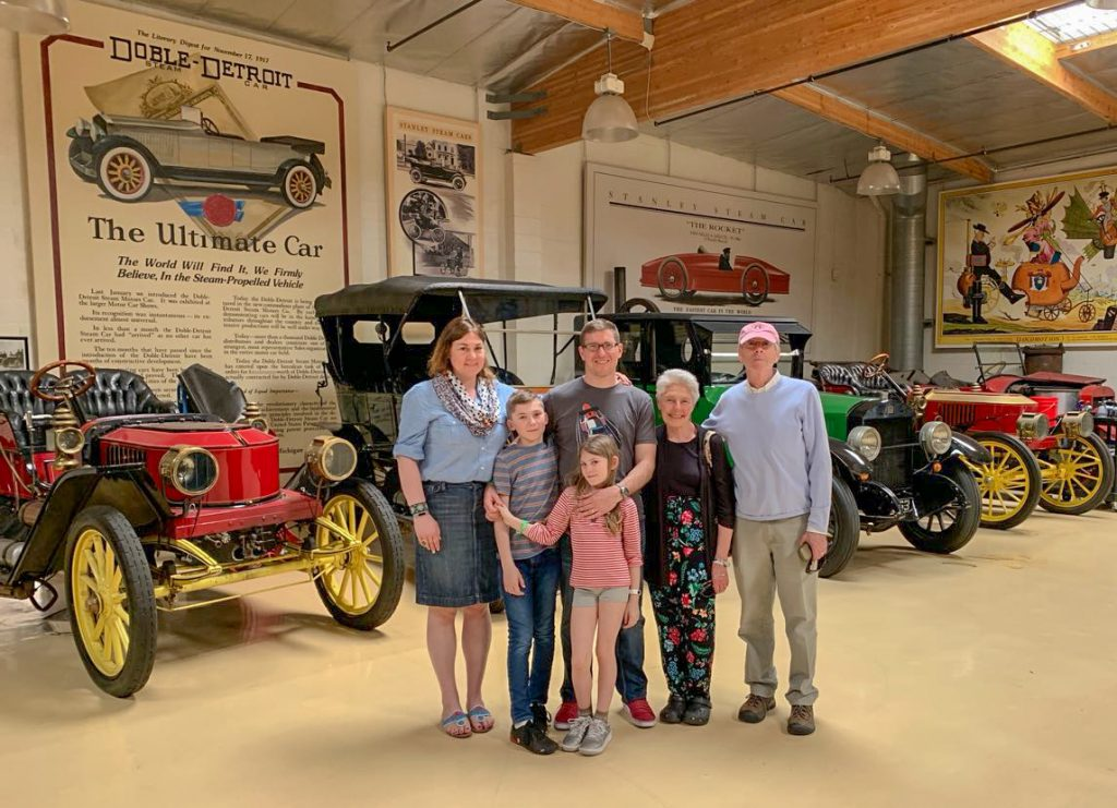 A Visit to Jay Leno's Garage